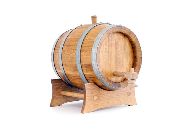 barril para casa